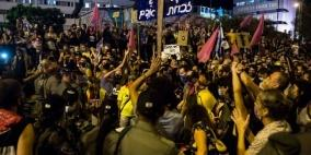 للأسبوع الـ25 على التوالي استمرار المظاهرات المطالبة برحيل نتنياهو