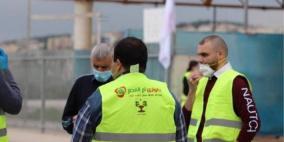 262 إصابة نشطة بكورونا في أم الفحم
