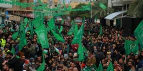 حماس تدعو لتطبيق مخرجات اجتماع الأمناء العامين والتخلي عن أوسلو