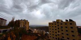 الطقس: أمطار متفرقة مساءً والأرصاد تحذر من تشكل الصقيع