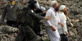 مستوطنون يهاجمون المواطنين في الخليل وسلفيت وطولكرم