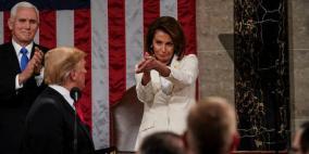 بيلوسي: سأجر ترامب من شعره إلى خارج البيت الأبيض