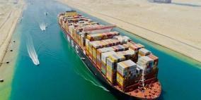 إيرادات قناة السويس تتراجع بنسبة 3% في 2020
