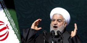 روحاني: إيران تمنع الشركات الأجنبية من اختبار لقاحات كورونا على مواطنيها