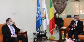 مالي تؤكد موقفها الثابت تجاه القضية الفلسطينية