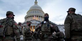 نحو 3 آلاف جندي  لتأمين تنصيب بايدن غدا