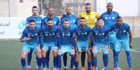 إسلامي صور باهر يتأهل لدوري الدرجة الأولى