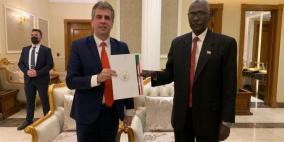 تفاصيل زيارة الوفد الإسرائيلي الرسمي إلى السودان