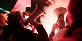 للأسبوع الـ32: آلاف يتظاهرون ضد نتنياهو ومواجهات مع الشرطة