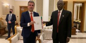 السودان واسرائيل توقعان اتفاقية تعاون أمني واستخباري