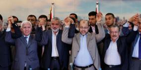 فصائل فلسطينية تتلقى دعوات رسمية لحوار القاهرة