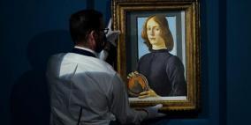 عمرها 600 عام.. بيع أغلى لوحة فنية بـ92 مليون دولار