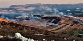 تدريبات اسرائيلية تحاكي حربا عند الحدود مع لبنان