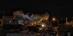 بالفيديو.. الاحتلال يفجّر منزل الأسير كبها في قرية طورة