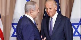 مسؤول اسرائيلي ينشر رقم نتنياهو على تويتر لكي يتصل به بايدن