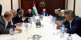 الكشف عن لقاء بين الرئيس عباس وناصر القدوة