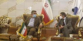 إيران تدرس المشاركة باجتماع أوروبي مع أميركا