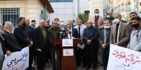 غزة: اتحاد المقاولين يحذر من عصيان واسع لمنع انهيار بقية شركات المقاولات