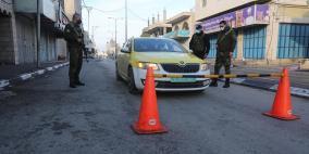 غنام تعلن تفاصيل قرار إغلاق محافظة رام الله والبيرة