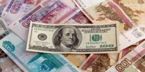 النقد تعلن توفير سيولة نقدية بعملتي الدولار والدينار في غزة