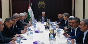 مركزية فتح تؤكد التزامها بخوض الانتخابات بقائمة موحدة
