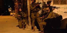 مواجهات مع الاحتلال خلال اقتحامه مخيم نور شمس شرق طولكرم