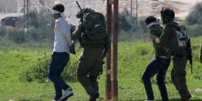 حملة اعتقالات ومداهمات غرب رام الله