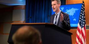 واشنطن تدعو إسرائيل للامتناع عن خطوات أحادية