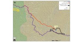 الاحتلال يستولي على 658 دونما من أراضي العبيدية شمال بيت لحم