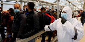اسرائيل: البدء بتطعيم العمال الفلسطينيين على المعابر غدًا الإثنين