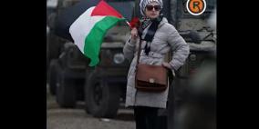 المرأة الفلسطينية في يوم المرأة العالمي