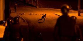 إصابات إحداها بالرصاص خلال التصدي لهجوم مستوطنين في بورين