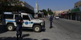 طولكرم: إغلاق بلدة بلعا لمدة 3 أيام بسبب كورونا