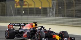 هولندي يسجيل أسرع زمن في أول جولة تجارب بجائزة البحرين الكبرى
