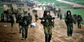 ضابط إسرائيلي كبير يستبعد حربا في غزة العام الحالي