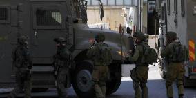 إصابة 3 مواطنين الرصاص المعدني جراء قمع الاحتلال مسيرة بيت دجن