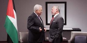 الرئيس يهاتف الملك عبد الله ويؤكده وقوفه إلى جانب الأردن