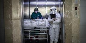 الصحة بغزة: 13 وفاة و992  إصابة جديدة بفيروس كورونا