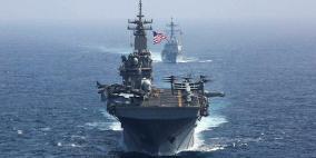 البنتاغون يكشف هدف تحركات السفن الحربية الأمريكية في البحر الأسود