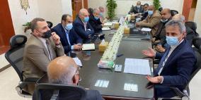 غزة: اتحاد المقاولين يؤكد استمراره بمقاطعة شراء العطاءات