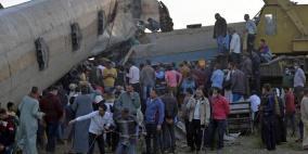مصر.. ضحايا جراء انهيار مبنى سكني وإصابات بخروج قطار عن مساره