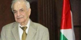 منظمة التحرير تنعى القائد الوطني محمود الخالدي