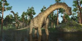 اكتشاف ديناصور عملاق في تشيلي