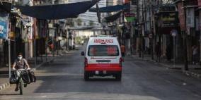 غزة.. 4 وفيات و344 إصابة جديدة بكورونا