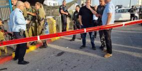 إصابة 3 مستوطنين في عملية إطلاق نار قرب حاجز زعترة
