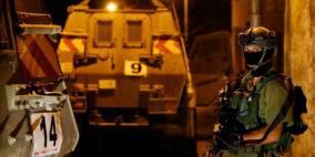 الاحتلال يشدد من اجراءاته في محيط نابلس