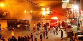 إصابات خلال اقتحام الاحتلال بلدة بيتا جنوب نابلس