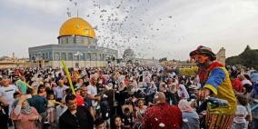 الحكومة تعلن تمديد إجازة عيد الفطر 2021 في فلسطين
