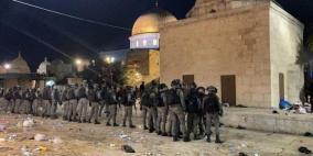 إدانات لعدوان الاحتلال في القدس