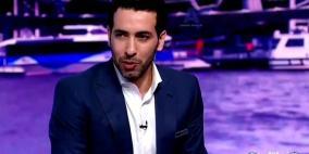 """بالفيديو: أبو تريكة يوجه التحية لأهالي فلسطين """"شرف الأمة"""""""